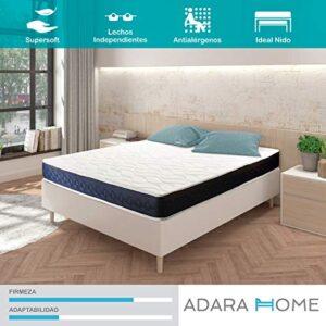 Ofertas Impresionantes Para Comprar Colchon 90215200 Viscoelastico Adara Home Con Seguridad On Line