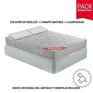 La Comparación De Colchon 150215190 Pikolin Muelles Para No Confundirte Al Comprar. Mejor Tienda En Internet