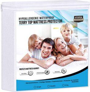 Opiniones De Cubre Colchon 135215190 Impermeable De Otros Compradores. Comprar Con Grandes Ofertas